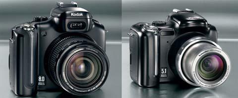 Kodak EasyShare P850 и P880