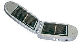 Мобильный телефон на солнечных батарейках