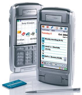 Optus, Sony Ericsson и Research In Motion (RIM) вводят смартфон Sony Ericsson P910i с BlackBerry Connect в Австралии