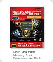 Новый Memory Stick Entertainment Pack для Sony PSP
