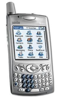 Symbian Treo от Palm на подходе
