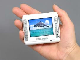 Очень компактный видео-плеер Movie Vision S