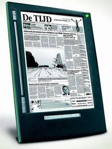 Долой бумагу! Даешь цифровые газеты!