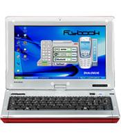 Flybook — очень компактный ноутбук-планшет