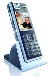 Беcпроводной видеофон Philips VP5500