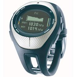 Два в одном: наручные часы и GPS-навигатор