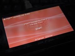 Поддельная «пиратская» прошивка Sony PSP версии 2.60