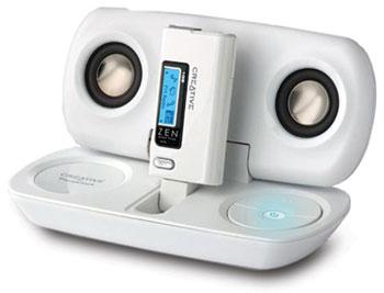 Creative TravelDock 900 — портативная акустическая система