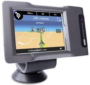HP выпустила GPS-навигатор на основе iPaq rx1950
