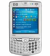 HP представила подробности о iPAQ hw6940