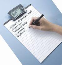 Mobile NoteTaker — компактное устройство для хранения рукописных заметок