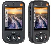 Информация о Orange SPV M600 (HTC Prophet)