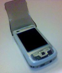 Слухи: появились первые фотографии HP iPAQ rw6828 (hw6800?)