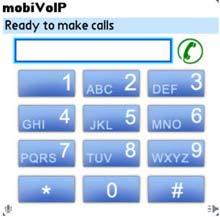 Релиз mobiVoIP: VoIP для Palm OS