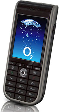 O2 выпустит свою версию HTC Tornado