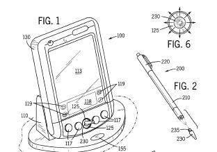 Palm запатентовала джойстик для КПК