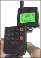 Телефон-пистолет в руках преступников