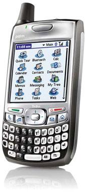 Официальная премьера Palm Treo 700p! (обновлено)