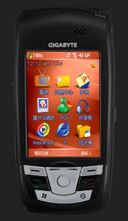 Англоязычная версия коммуникатора Gigabyte g-smart получит название i-teq BOND