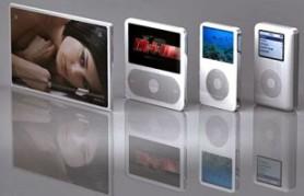 Обещают iPod с огромным дисплеем