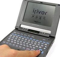 Новый UMPC от iRiver?