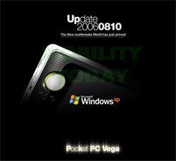 Не то UMPC, не то Pocket PC...