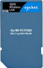 SD-карта добавит WiFi в старенький КПК