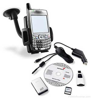 GPS-комплект для Palm Treo