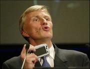 Nokia идет на рынок GPS