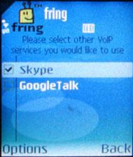 Skype и Google Talk в твоем телефоне