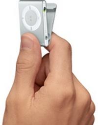 Самый крохотный iPod