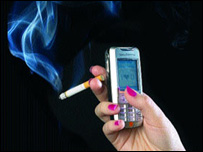 Мобильные телефоны — это наркотик?