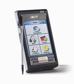 Мультимедийные навигаторы Acer не дадут заблудиться