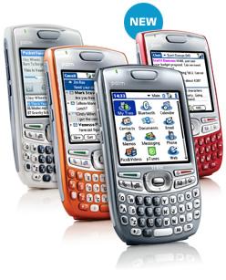Цветной и яркий Treo 680 все еще на Palm OS