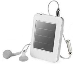 Симпатичное радио на солнечных батарейках