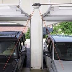 Лазеры облегчают парковку в гараже
