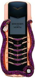 Драгоценная кобра Vertu ценой $310000