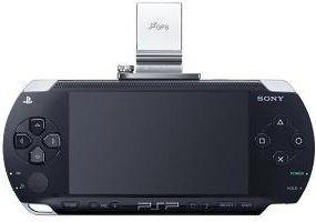 GPS-приёмник для PSP уже в продаже