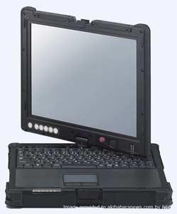 Ноутбук для человека и нечеловеческих условий