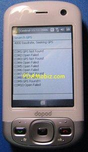 «Нелегальный» GPS на всех HTC Trinity