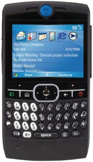 MOTO Q PRO — новое имя известного смартфона