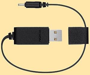 USB-зарядка для телефонов Nokia