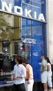 Nokia продвигает ТВ-телефоны в массы