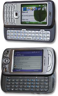 S720 и P4000 — CDMA-новинки от HTC