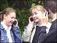 Мобильный телефон опасен для психики подростков