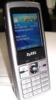 ZyXEL представила VoIP-смартфон