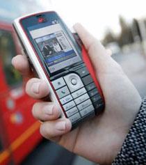 Samsung и Nokia отстаивают цифровое ТВ для телефонов