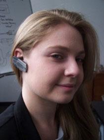 Стильная гарнитура Mogo Headset