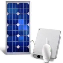 WiFi на солнечных батареях