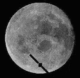 BNSC и NASA планируют мобильную связь на Луне
